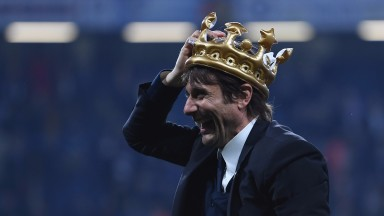 Antonio Conte is the Premier League king