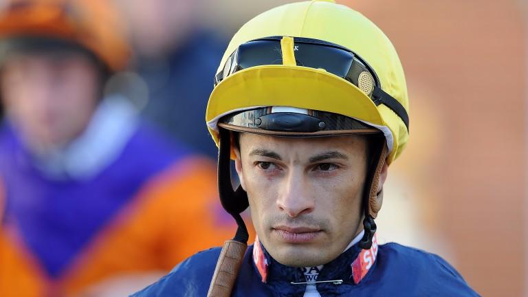 Silvestre de Sousa: set to ride Eminent in Saturday's Coral-Eclipse