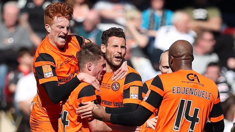 Irn-Bru Cup heroes Dundee United look set for disappointment