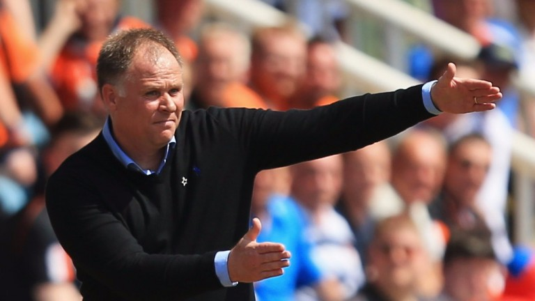 Former Blackpool manager Neil McDonald has taken over at Limerick