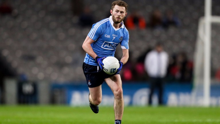 Dublin's Jack McCaffrey looks set for a great season