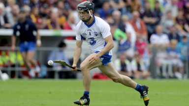 Jamie Barron is a key player for Waterford