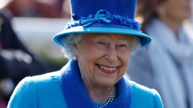 The Queen: never missed a day of Royal Ascot