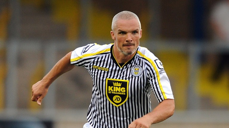 Alloa manager Jim Goodwin has made some shrewd signings