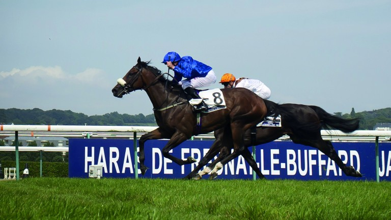 Ribchester will bid to add the Prix du Moulin to last season's Group 1 win in France, the Prix jacques le Marois at Deauville