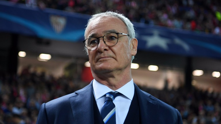 Claudio Ranieri was sacked by Leicester in February