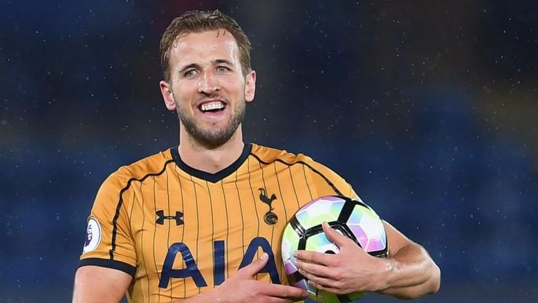 Harry Kane scored four against Leicester on Thursday