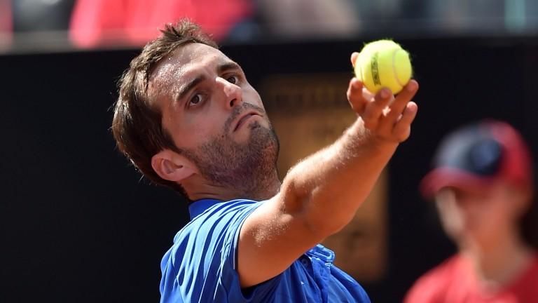 Albert Ramos-Vinolas has enjoyed a fine clay campaign