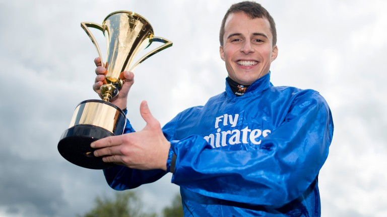 William Buick: clear to ride in the Derby