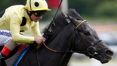 Defoe and Andrea Atzeni earn a gritty success in the London Cup