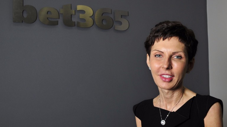 Denise Coates: revenue passes £2bn at bet365