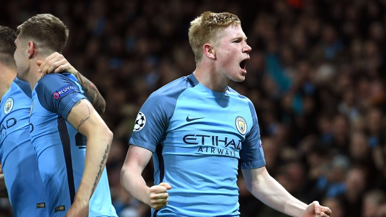 Kevin De Bruyne is pure class