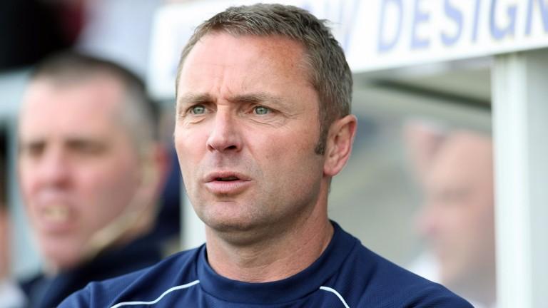 Paul Simpson is the head coach of England Under-20's