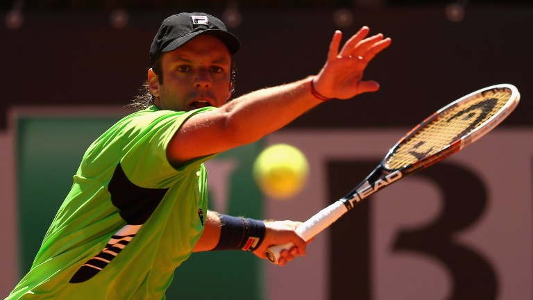 Horacio Zeballos reached the last four in Madrid last month