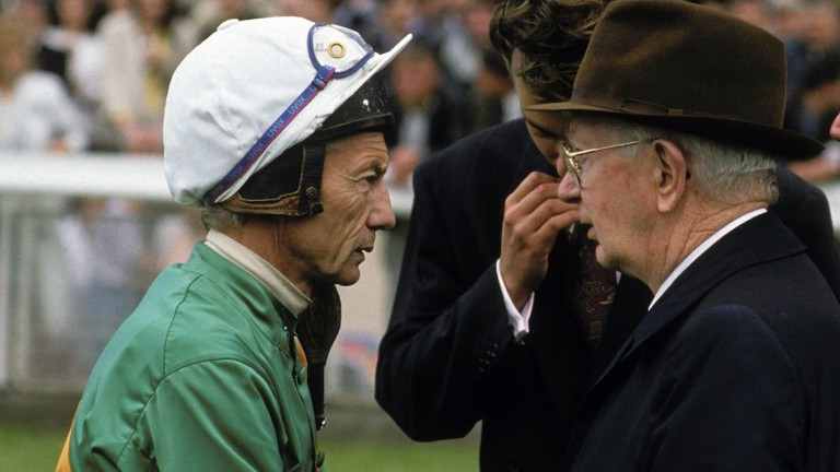 Lester Piggott and Vincent O'Brien failed to win the 1968 Eclipse with Sir Ivor