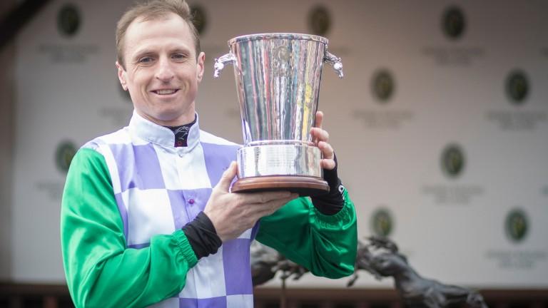 Jamie Codd: leading amateur jockey rides Cause Of Causes