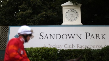 Sandown was good on the round course on Wednesday morning but officials expect drying conditions up until racing on Thursday evening
