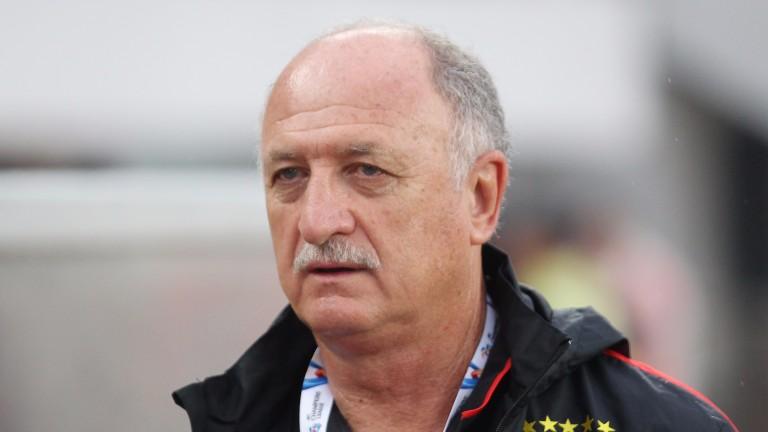 Guangzhou Evergrande coach Phil Scolari