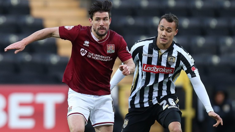 Former Aston Villa and Notts County playmaker Graham Burke has joined Rovers