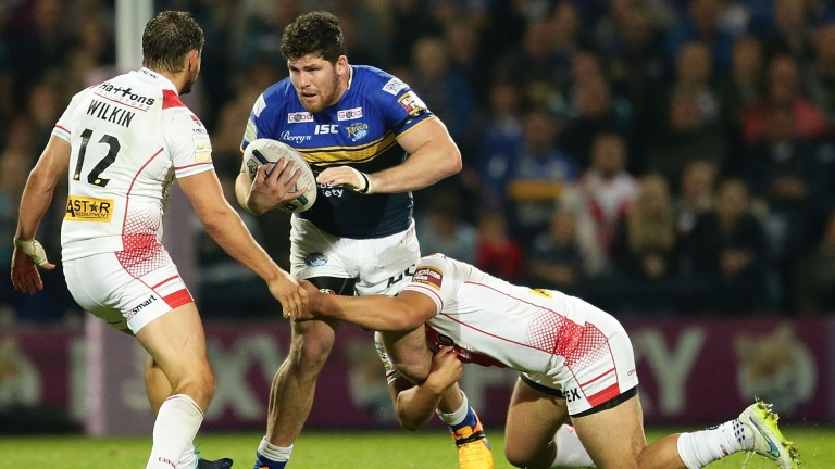 Mitch Garbutt is expected to return to boost Leeds Rhinos