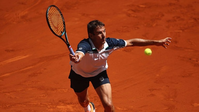 Tommy Robredo has been one of the finest exponents of clay-court tennis since the turn of the millennium