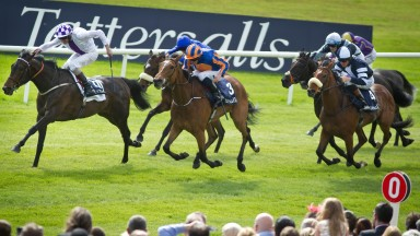 Curragh: 1,000 Guineas is due off at 3.25
