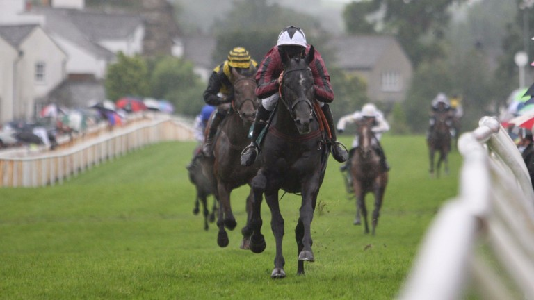 Maidstone Mixture: was a winner at Cartmel, but not Epsom