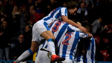 Huddersfield have made the most of the goals they have scored this season