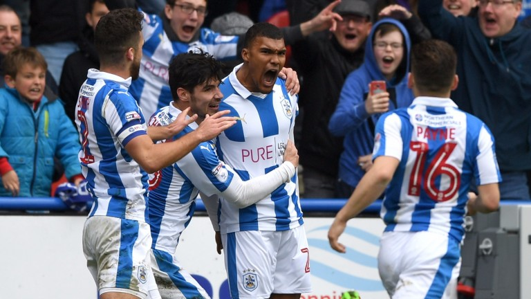 Huddersfield could have lots to celebrate about
