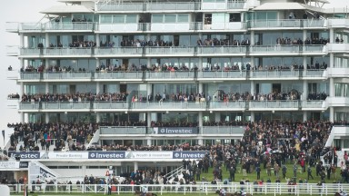 Epsom's Queen's Stand, where security will be even tighter than ever