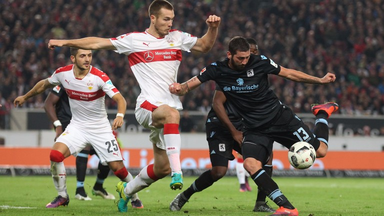 Sascha Molders has struggled for 1860 Munich