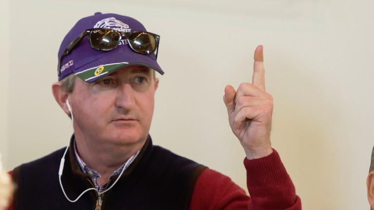 John Ferguson: Godolphin chief executive has quit post