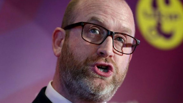 Ukip's Paul Nuttall: local losses