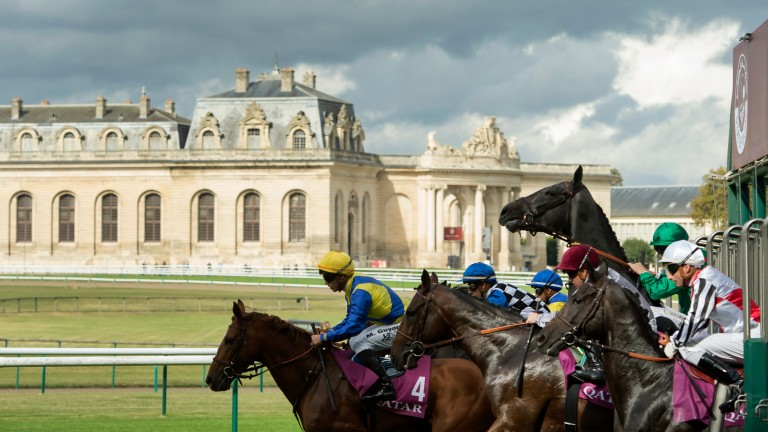 Chantilly hosts France's homage to the Derby 24 hours later