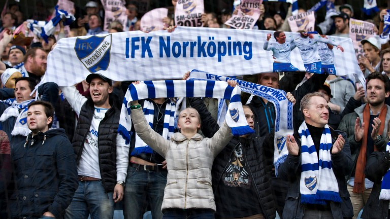 Norrkoping fans should have something to celebrate