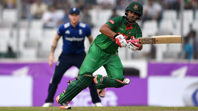 Bangladesh's Tamim Iqbal has had an excellent couple of years in ODIs