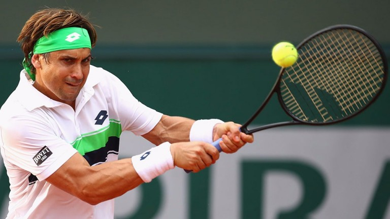 David Ferrer is not as good as he once was