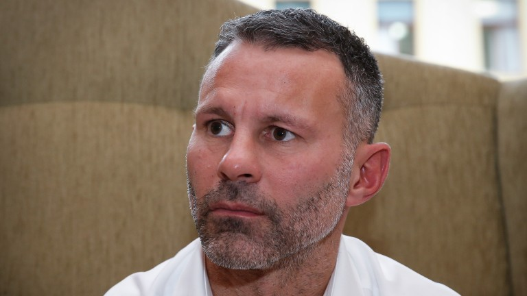 The betting suggested Ryan Giggs was all set for the Stadium of Light
