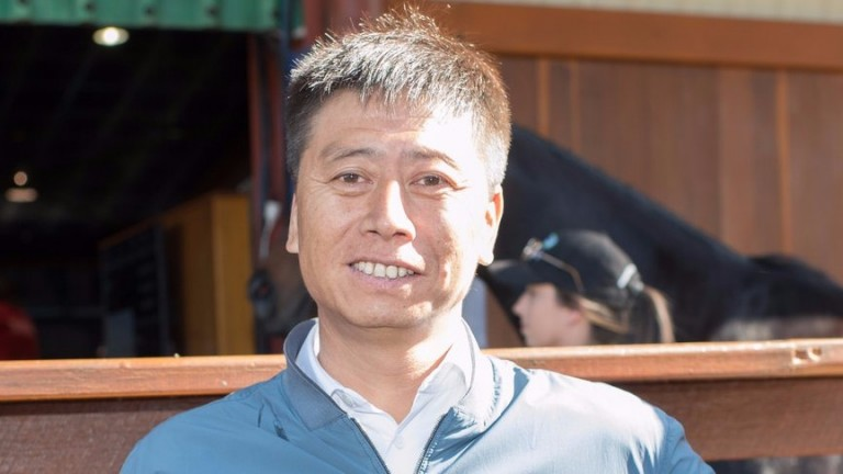 Zhang Yuesheng: digging deep at Magic Millions this week