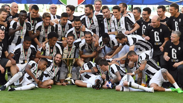 Juventus can add to their silverware collection