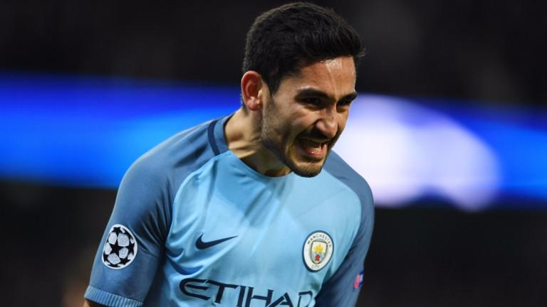 Manchester City playmaker Ilkay Gundogan suffered from injuries this season