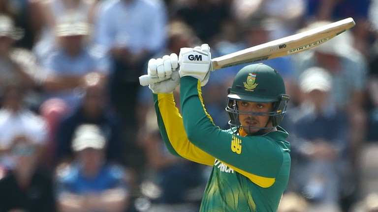 South Africa's Quinton de Kock could sparkle at Diamond Oval