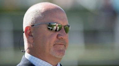 Kenny McPeek: trainer was in philosophical mood after the Oaks