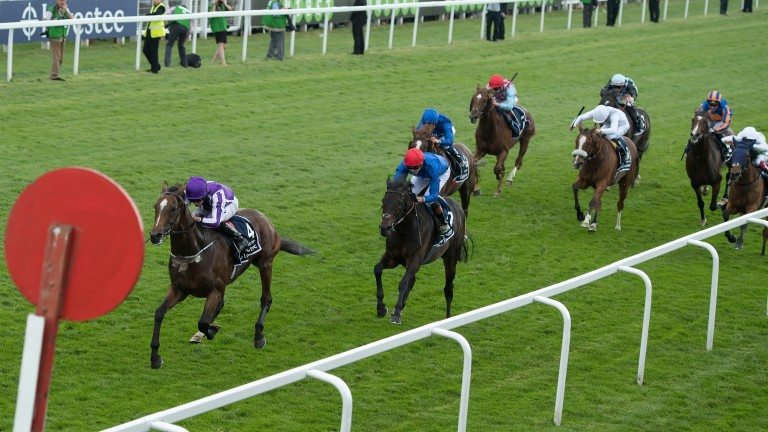 Highland Reel wins the Coronation Cup