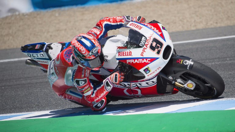 Danilo Petrucci could impress at Mugello