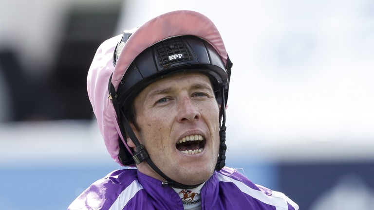 Padraig Beggy: Derby-winning jockey is 32