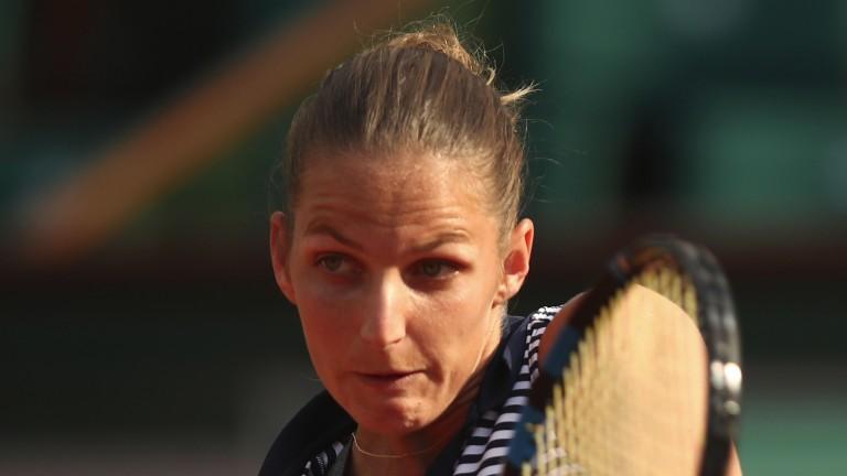Second seed Karolina Pliskova may be underrated on clay