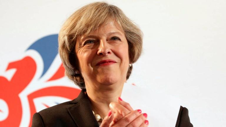 Theresa May: reputation is shredded