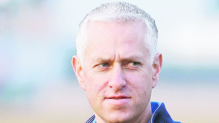 Todd Pletcher: his outfit has offered Gerard Butler a way back in recent times