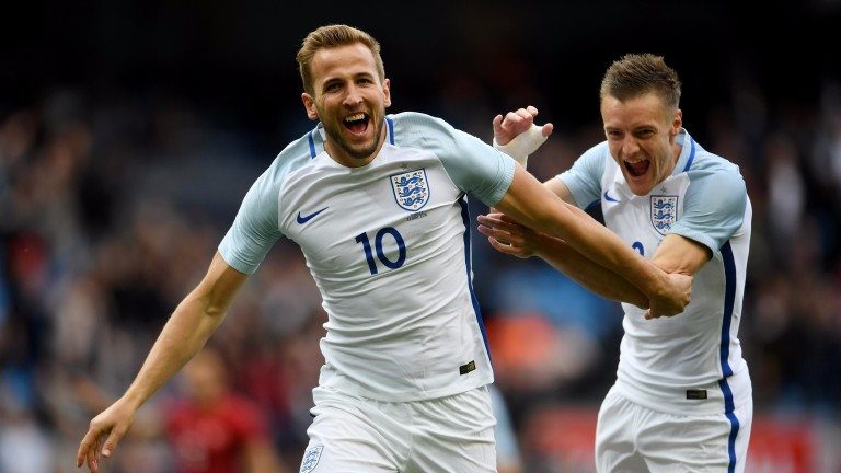 Harry Kane looks set for a starring role in Glasgow